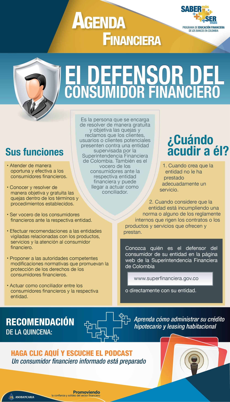 Boletin 21 - El defensor del consumidor financiero