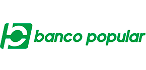Logotipo Banco Popular Saber mas Ser mas