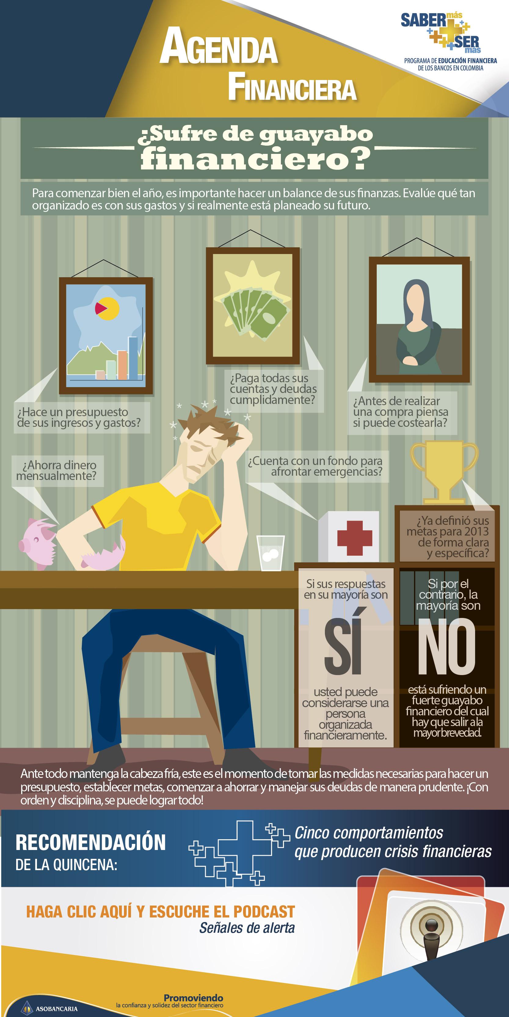 Boletin 45 - Sufre de guayabo financiero