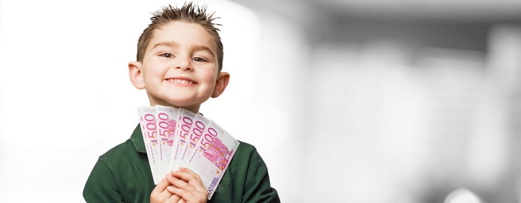 5 consejos para inculcar el ahorro en sus hijos